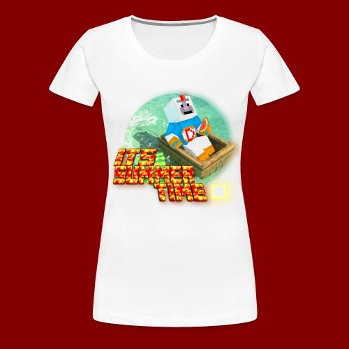 IT SUMMER TIME (SHIRTS, ACCESORIES) - Women's Premium T-Shirt