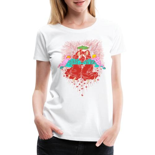 Vintage Angels - Women's Premium T-Shirt