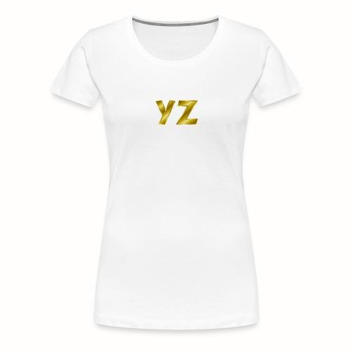 GOLDEN YZ - Women's Premium T-Shirt