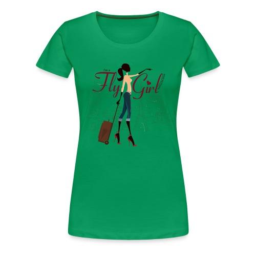 blueJeansPNG png - Women's Premium T-Shirt