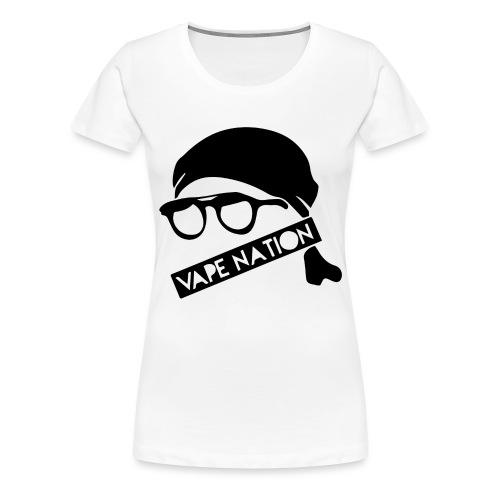 h3h3productions vapenation - Women's Premium T-Shirt