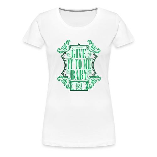 MONEY png - Women's Premium T-Shirt