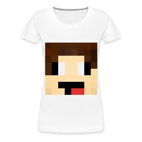 miloderpface - Women's Premium T-Shirt