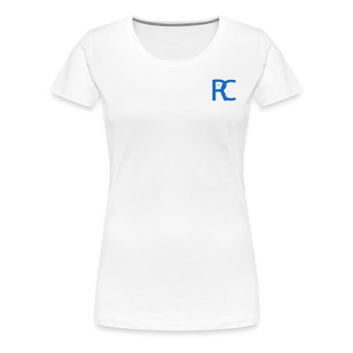 Blu REACH - Women's Premium T-Shirt