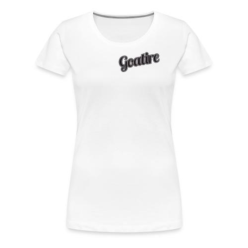 Goatire.com - Women's Premium T-Shirt