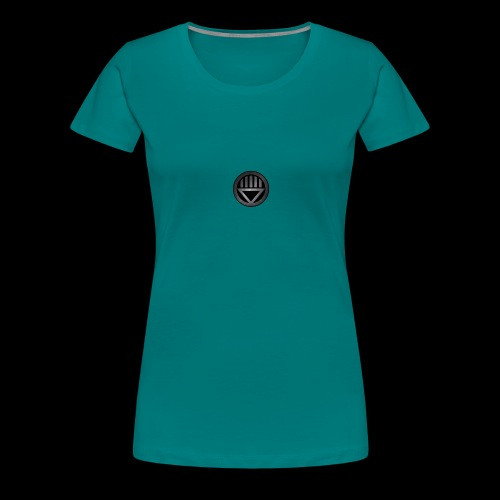Knight654 Logo - Women's Premium T-Shirt