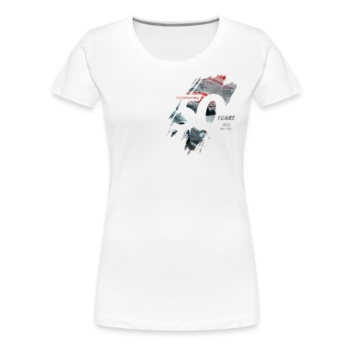 Datsun Sports Nationals 2017 - Women's Premium T-Shirt