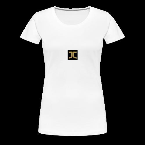 Gold jc - Women's Premium T-Shirt