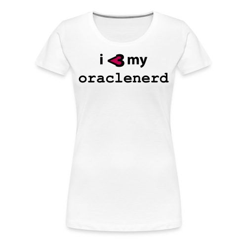 The Mrs Kris Rice a k a the Joyce - Women's Premium T-Shirt