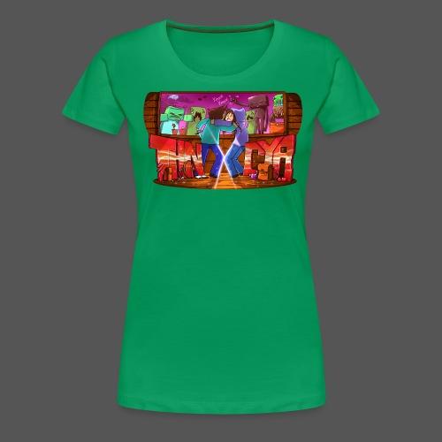 ThnxCya tshirt never say goodbye 2 by Jonas Nacef - Women's Premium T-Shirt