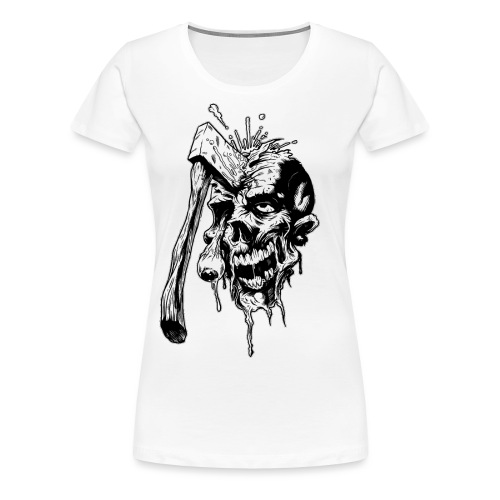 222222 png - Women's Premium T-Shirt