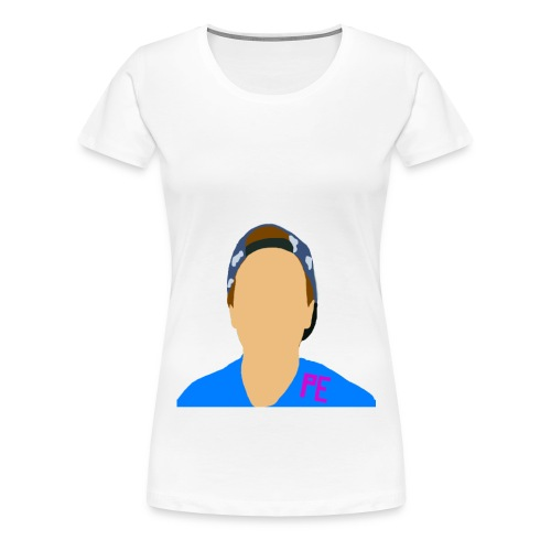 100 subscriber special merch - Women's Premium T-Shirt