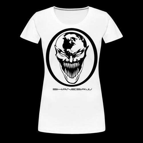 SHANESAW LOGO! - Women's Premium T-Shirt
