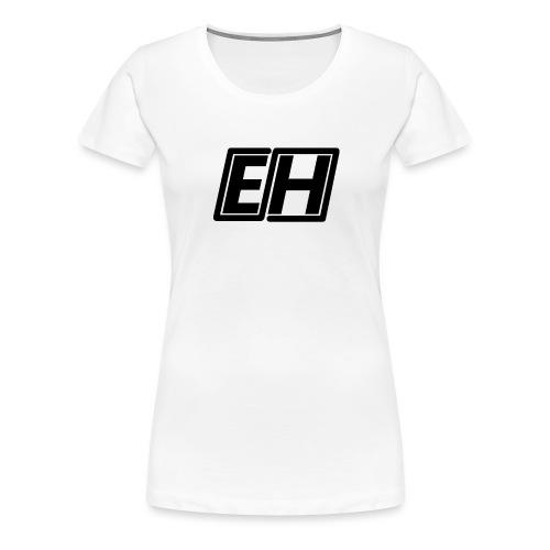 Everybody Hates Black Logo - Women's Premium T-Shirt