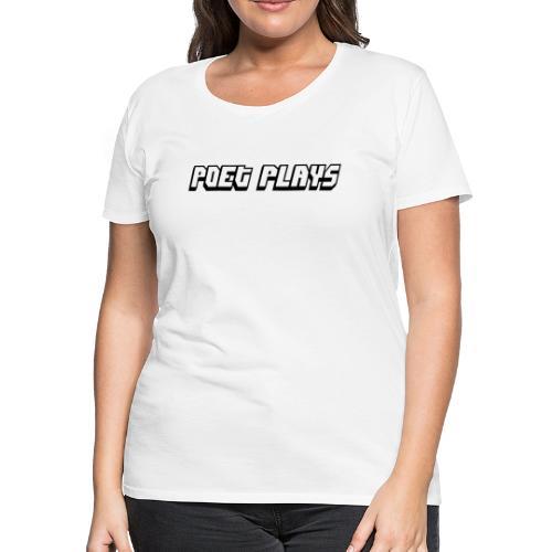 pplogobw - Women's Premium T-Shirt