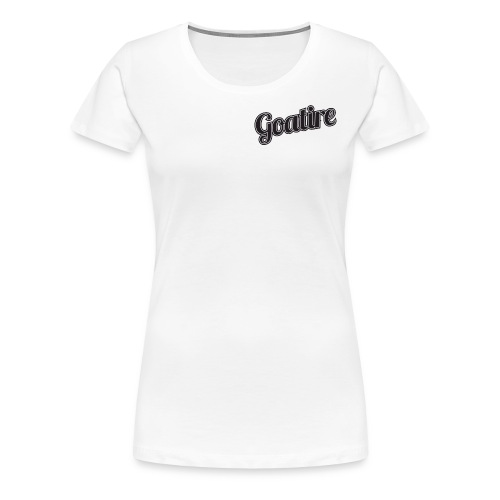 Goatire.com - Women's Premium T-Shirt