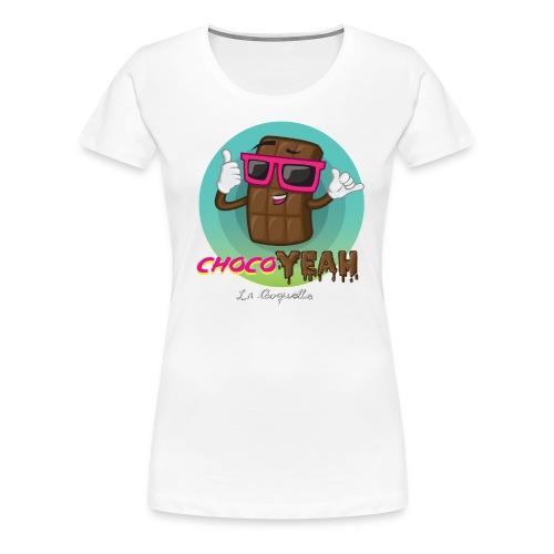 ChocoYEAH - Women's Premium T-Shirt