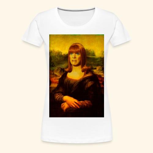 Miss Coco Lisa - Women's Premium T-Shirt