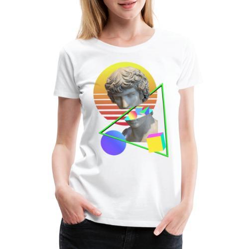 Vaporwave - Women's Premium T-Shirt