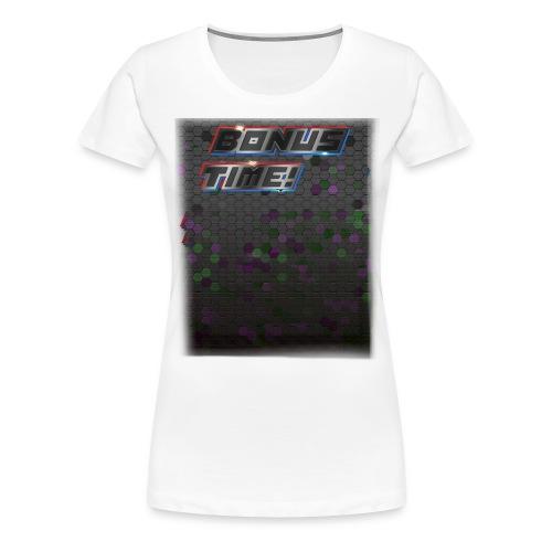 BTlogo png - Women's Premium T-Shirt