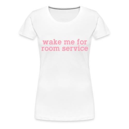room service - Women's Premium T-Shirt