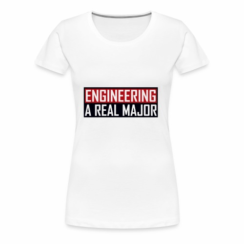 Engineering T-Shirts and Apparel - Women's Premium T-Shirt