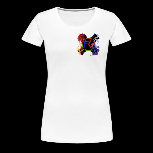 Fable Gaming logo - Women's Premium T-Shirt