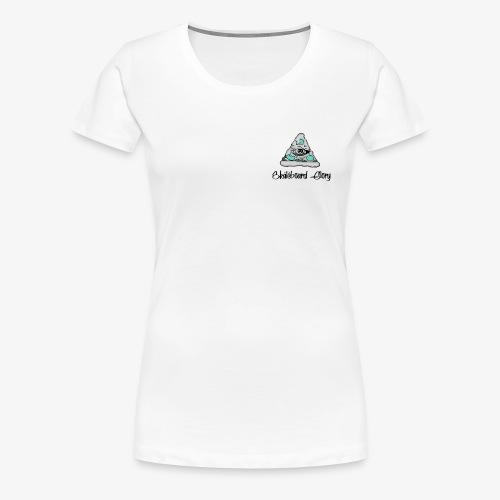 Skate Board Glory - Women's Premium T-Shirt