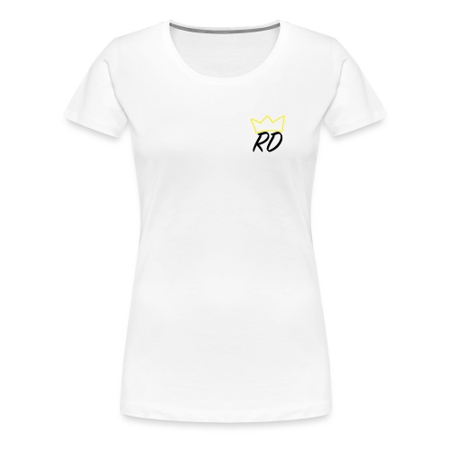 RD - Women's Premium T-Shirt
