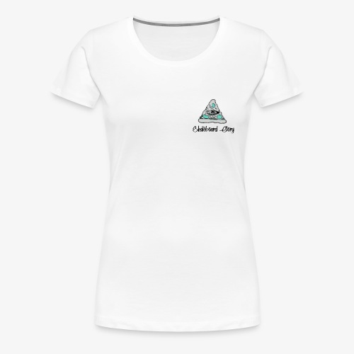 Skate Board Glory - Women's Premium T-Shirt