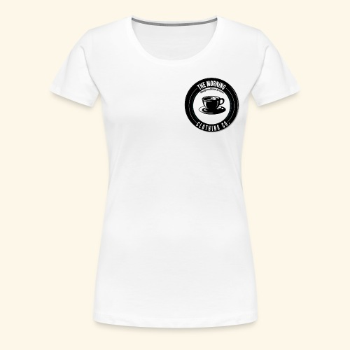 The Morning Clothing Co. - Women's Premium T-Shirt