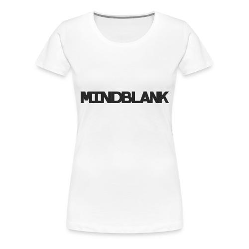 Mind Blank Sports - Women's Premium T-Shirt