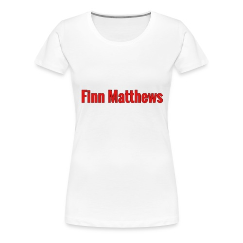 FM Logo - Women's Premium T-Shirt