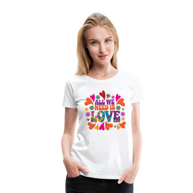 need love peace