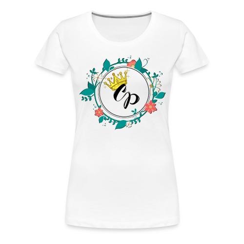 Signature CP Logo - Women's Premium T-Shirt