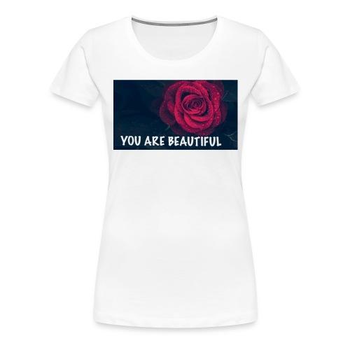 322DFFF3 CD03 424C B14D 24C917F49C18 - Women's Premium T-Shirt