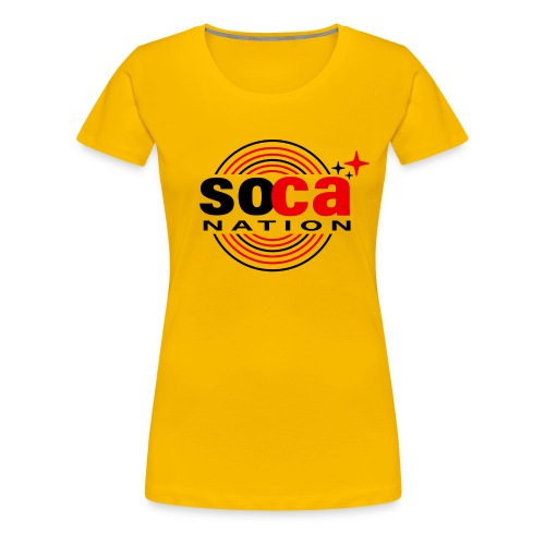 Soca Junction - Women's Premium T-Shirt