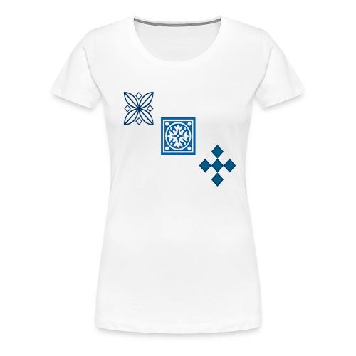 randomness - Women's Premium T-Shirt