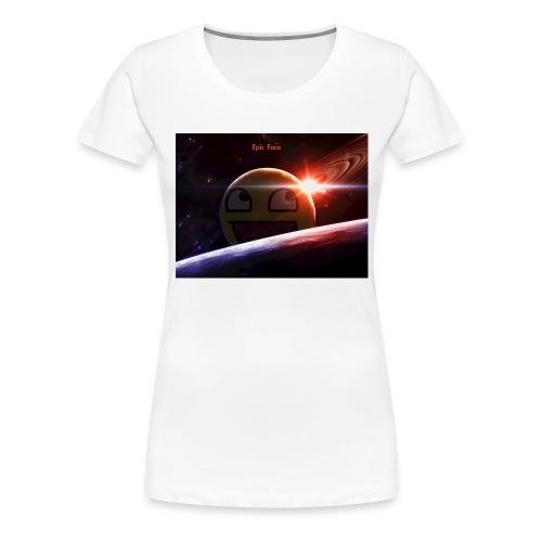 Sonic gamers - Women's Premium T-Shirt