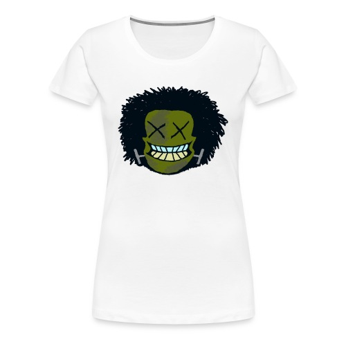 DeadHeadOG_-_messyhead - Women's Premium T-Shirt