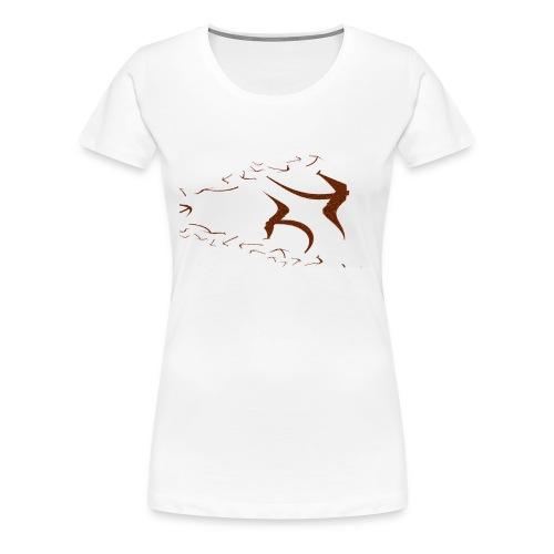 Yer_kalappai - Women's Premium T-Shirt