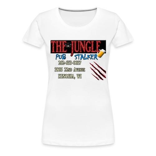 Bindelli's Jungle Pub Stalker - Women's Premium T-Shirt