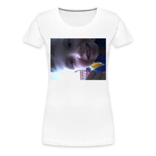 The YouTuber himself - Women's Premium T-Shirt