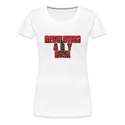 Revolutionary Hour - Women's Premium T-Shirt