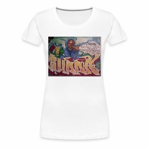 Big Buddha Bless - Women's Premium T-Shirt