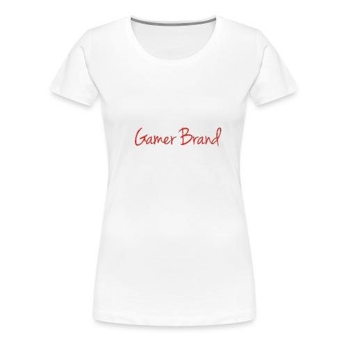 Gamer Brand - Women's Premium T-Shirt