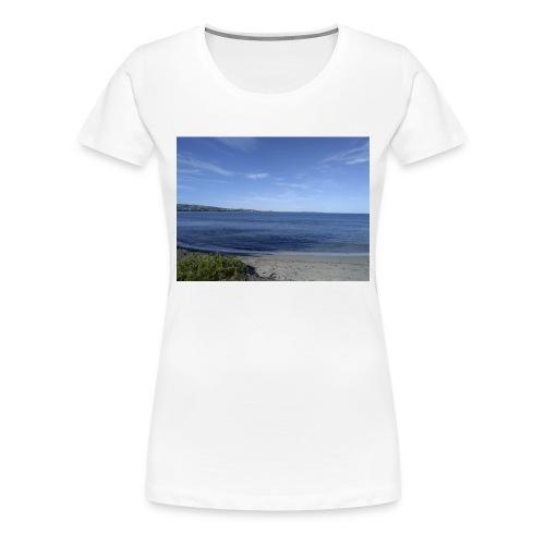 Dreambigworkhard - Women's Premium T-Shirt