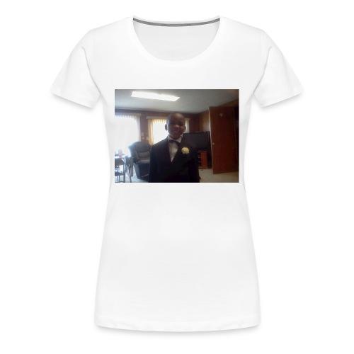 jerrold rance jr - Women's Premium T-Shirt