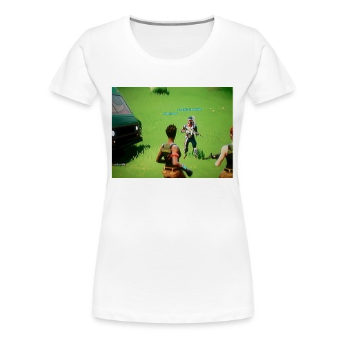 best skin - Women's Premium T-Shirt