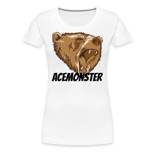 Acemonster - Women's Premium T-Shirt